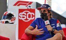 Za výměnou Alonsova motoru stojí pouze výkonnostní důvody
