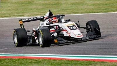 Do nové sezony regionální formule vstoupil nejlépe Saucy