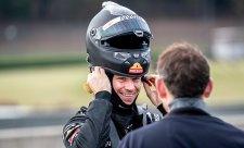 Nico Hülkenberg si vyzkoušel vůz IndyCar