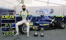Frederick dalším nováčkem ve FIA F3