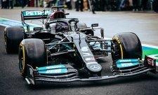 Hamilton vkládá naději do dlouhé rovinky
