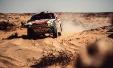 Prokop zvládl nejtěžší den letošního Dakaru