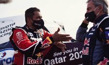 Al-Attíja doufá pro příští rok v lepší pneumatiková pravidla