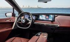 Nový systém BMW iDrive