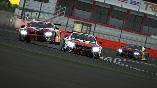 Tři virtuální závodní seriály BMW