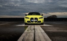 Nové BMW M3 Sedan a BMW M4 Coupé