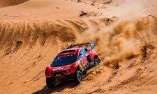 Podle Loeba je letošní Dakar závodem spolujezdců