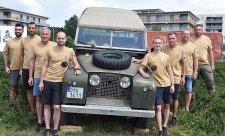 Vintage Racing Team si troufne na Dakar