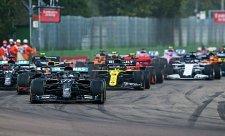 F1 představila kalendář pro sezonu 2022