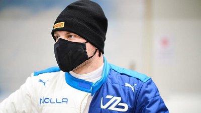 Bottas se zúčastnil Arctic Lapland Rallye