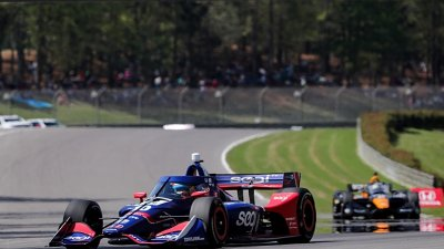 Palou slaví první vítězství v kariéře v IndyCar