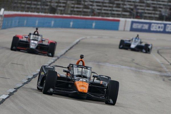 O´Ward slaví první triumf v kariéře v IndyCar