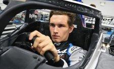 Dána Lundgaarda čeká debut v IndyCar