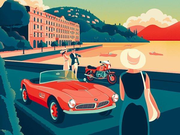 Concorso d'Eleganza Villa d'Este 2021 se přesouvá na podzim