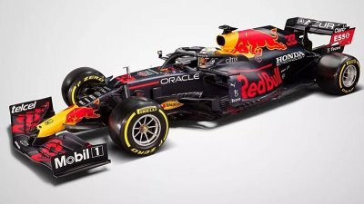Acura se vrací s Red Bullem