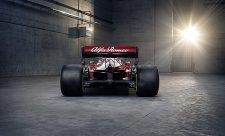 Alfa Romeo ukázalo C41
