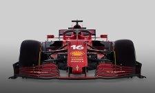 Ferrari představilo SF21