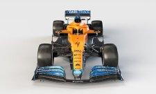 McLaren ukázal MCL35M