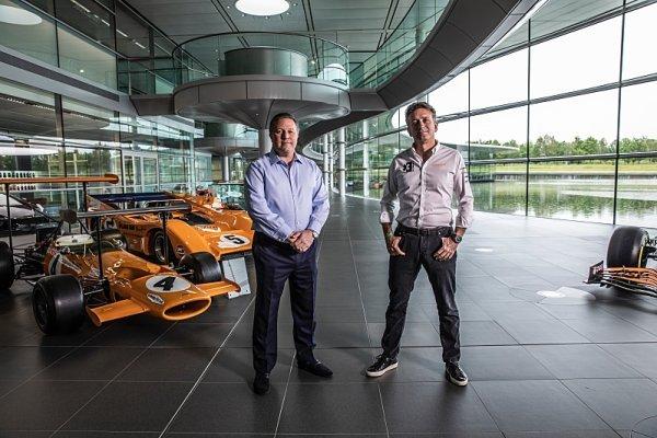 McLaren expanduje do další série