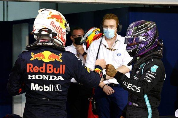 Změna pravidel uprostřed závodu?