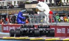 Hamilton nedokázal udržet tempo