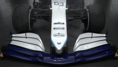 Williams ukázal FW43B