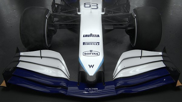Williams ukázal FW43B