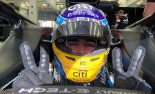Pandemie pomohla vrátit Alonsa do F1