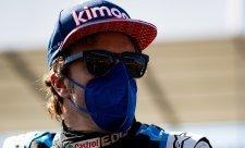 Alonso by si teď na Verstappena netroufl