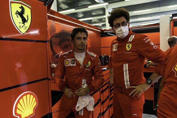 Ferrari přišlo haváriemi o 2.5 milionu eur