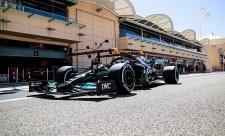 Red Bull je teď rychlejší, tvrdí Mercedes