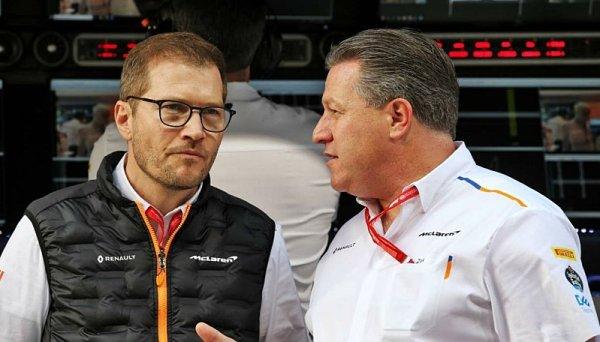 McLaren obdržel více než půl miliardy liber