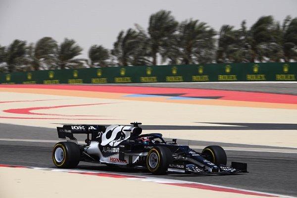 Cunodu ohromila přilnavost vozu F1
