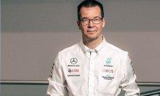 Mercedes mění technického ředitele