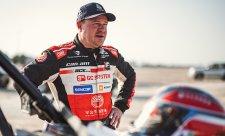 Tomáš Enge startuje na Baja Saudi