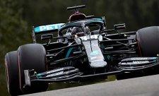 Hamilton se Mercedesu zaváže jen na rok s další opcí