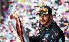 Mezi Hamiltonem a Verstappenem je jeden rozdíl