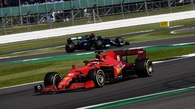 Leclerc velmi chtěl, ale nedalo se