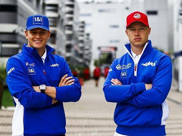 Haas oznámil jezdce pro příští sezonu