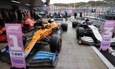 McLarenu prospěl přechod k Mercedesu