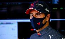 Pérez se učí Verstappenův jezdecký styl