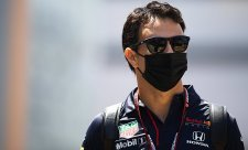 Pérez používá Verstappenovo nastavení