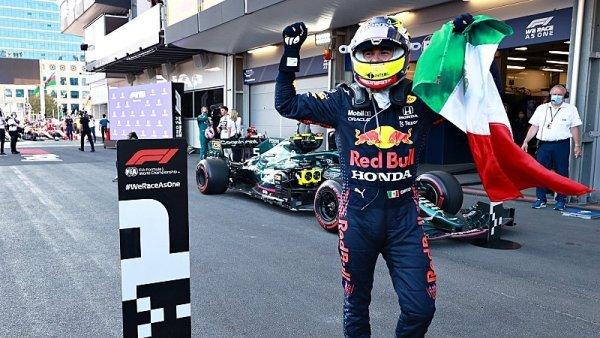 Za Verstappena zaskočil fantastický Pérez
