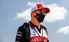Kimi Räikkönen končí