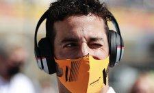 Ricciardovi nevadí image tvrdého závodníka