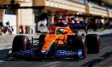 Ricciardo cítí rozdíl hlavně v brzdách