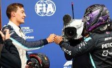Jezdci Mercedesu budou mít rovné šance