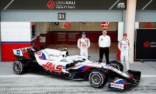 Haas bude mít jezdce Ferrari