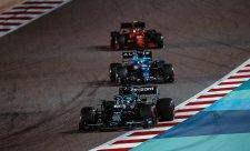 F1 má novou soutěž v předjíždění