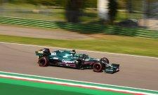 Aston Martin žádá rychlou změnu pravidel